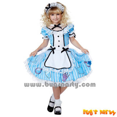 Costume Alice Chd