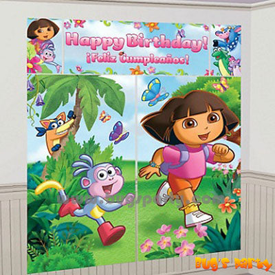 Dora And Friends Scene Deco