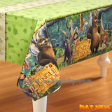 Jungle Book Table Cover