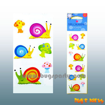 Stickers Cutie Snails