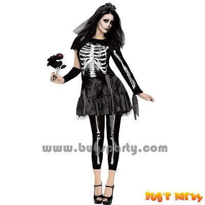 Costume Skeleton Bride AD