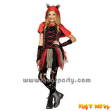 Costume Li Red Wolf Chd