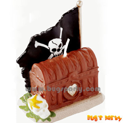 Pirate Caribbean Candle