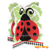 Lively Bugs 3D Centerpiece