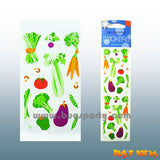 Stickers Garden Vegetables