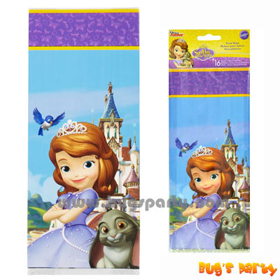 Sofia The First Cello Bags