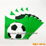 Soccer Party Napkins