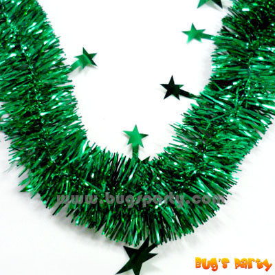 Garland Green Star