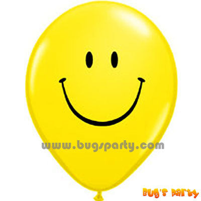 Balloon Smiley Face