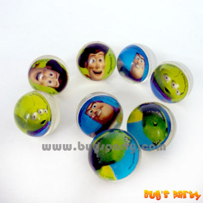 Toy Story Bounce Balls