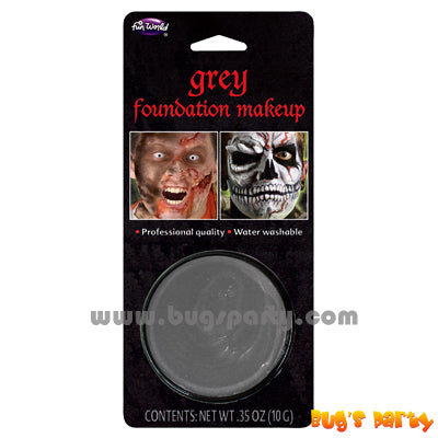 Foundation Make Up Grey
