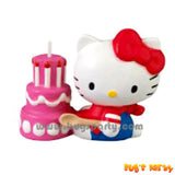 Hello Kitty Molded Candle
