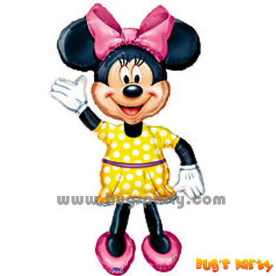 Minnie Airwalker Balloon