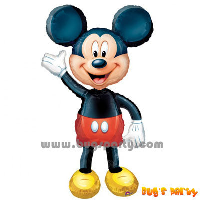 Mickey Airwalker Balloon