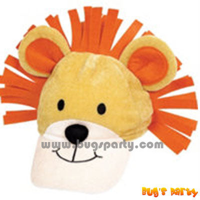 Animal Cap Lion