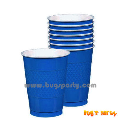 Blue color Plastic Cups