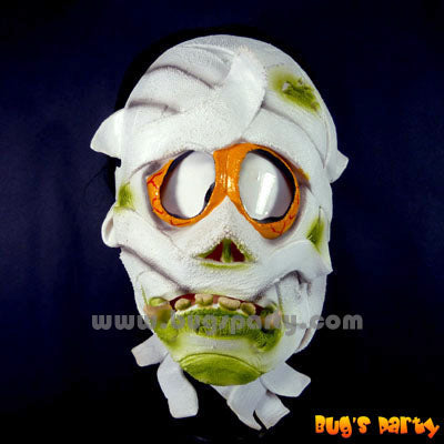 Mask Mummy White