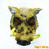 Zoo Animal Mask - Wild Boar