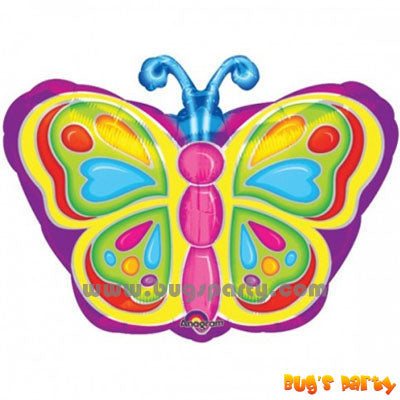 Balloon Bright Butterfly