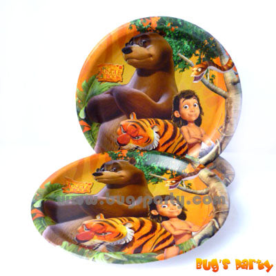 Jungle Book Plates