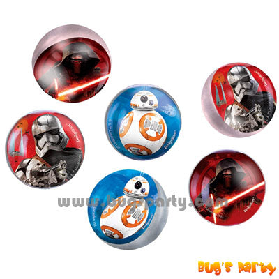Star Wars 7 Bounce Balls