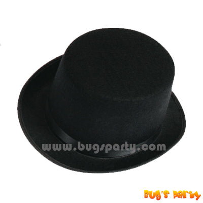 Character Hat Lincoln Black