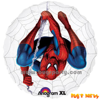 Spiderman See Thru Balloon