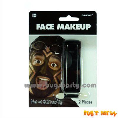 Face Makeup Black