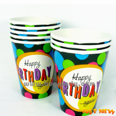 Cups Birthday Again