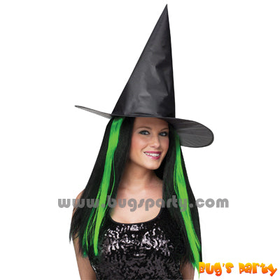 Witch Hat W Hair