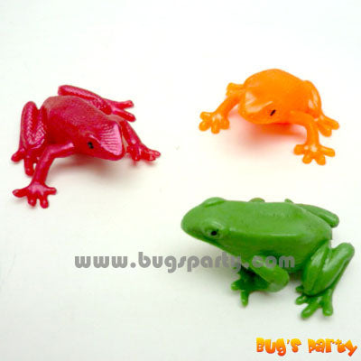 Favors Mini Frogs