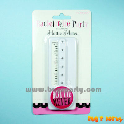 Bachelorette Party Hottie Meter