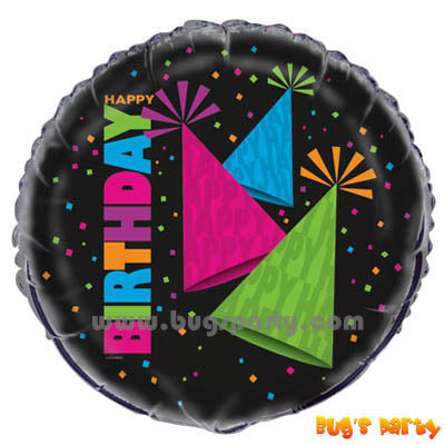 Balloon Neon Birthday