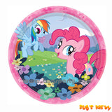 Little Pony 7in Plates