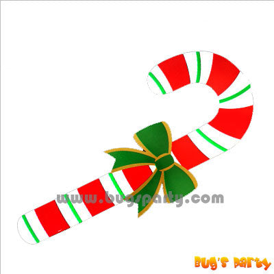 Christmas Candy Cutout