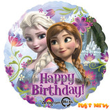 Disney Frozen Birthday Balloon