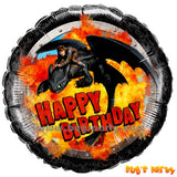 How To Train Your Dragon Bdy Balloons
