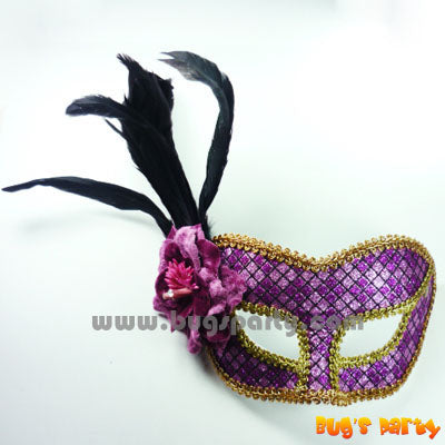Mask Venetian Purple