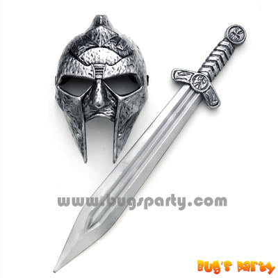 Gladiator Mask Sword