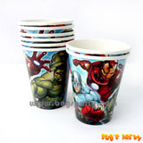Avengers Assembly Cups