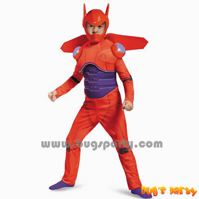 Costume Big Hero 6