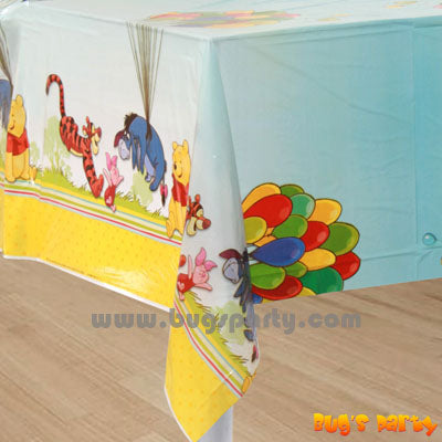 Pooh Table Cover