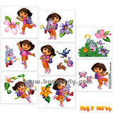 Dora Tattoos Favors
