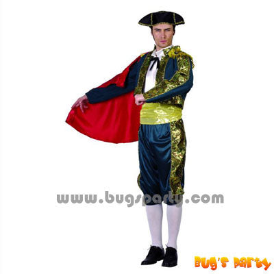 Costume Bullfighter Matador