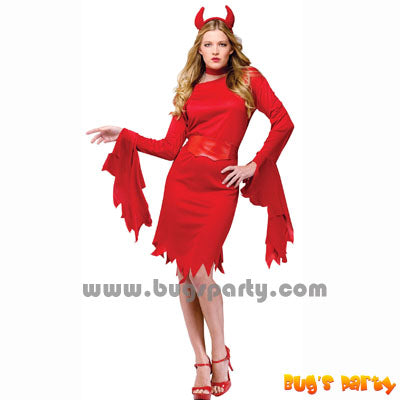 Costume Devil Woman