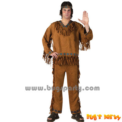 Costume Native American Men