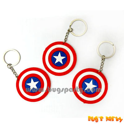 Captain America Keychains