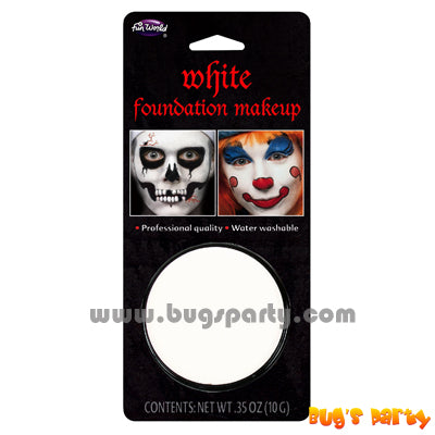 Foundation Make Up White