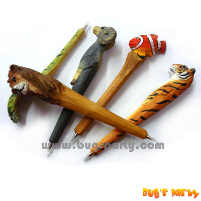 Jungle Animal Pens