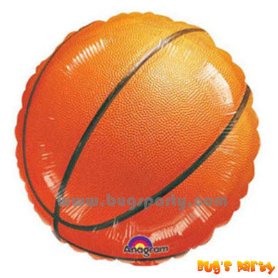 Basketball Balloons